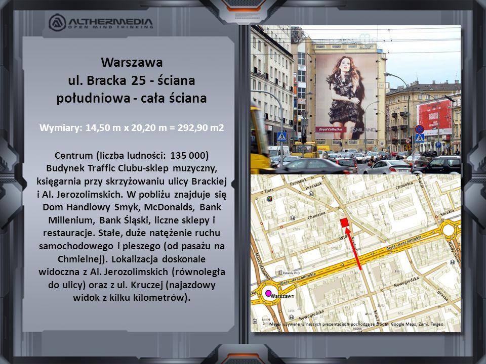 Warszawa ul.