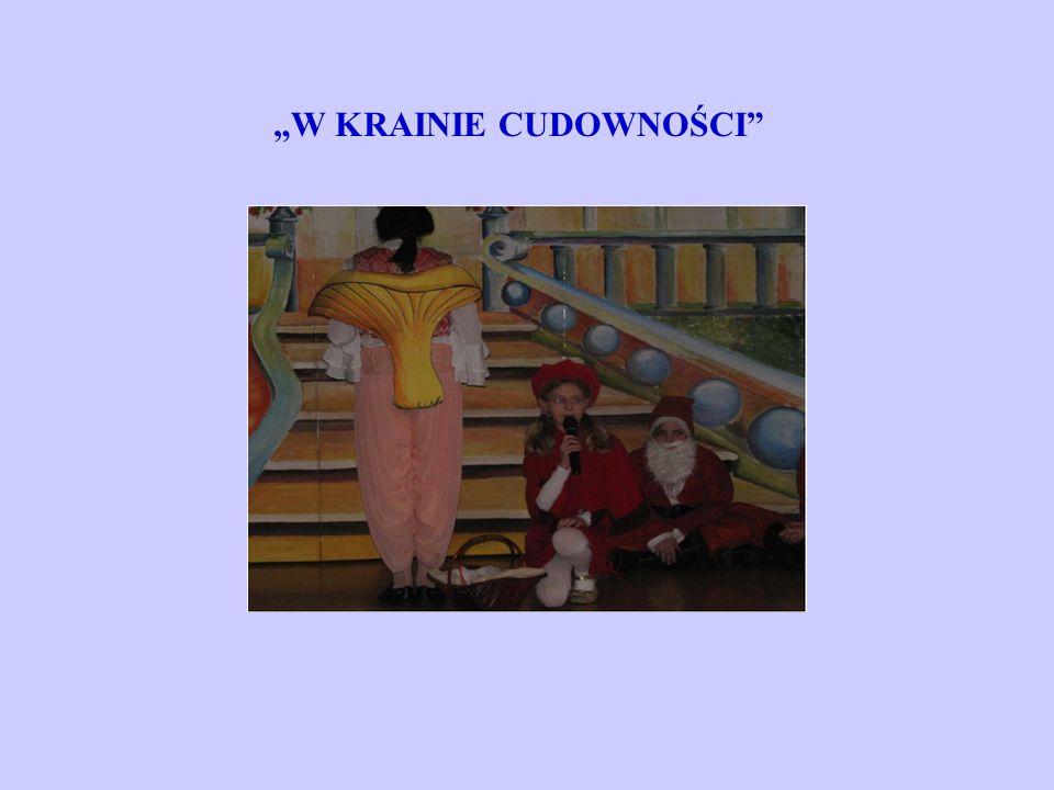 KOŁO MUZYCZNE prowadził mgr Robert Trojanowski Na zajęcia uczęszczało 8 dziewcząt z klas 3,4 i 6.