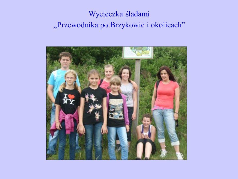 Wycieczka śladami Przewodnika po Brzykowie i okolicach