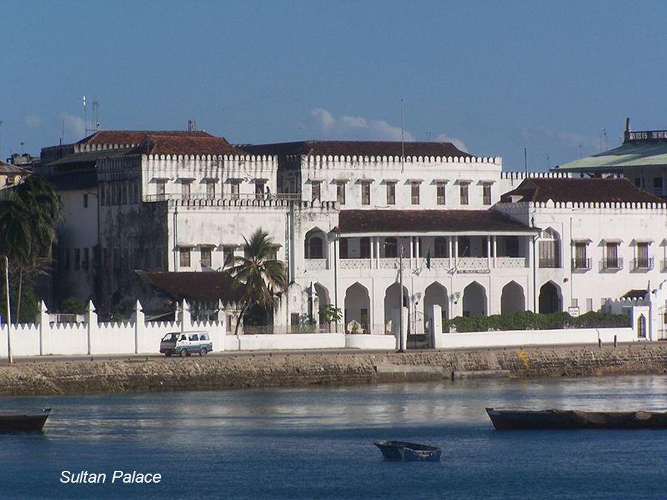 Pałac sułtana widziany z okien House of Wonders