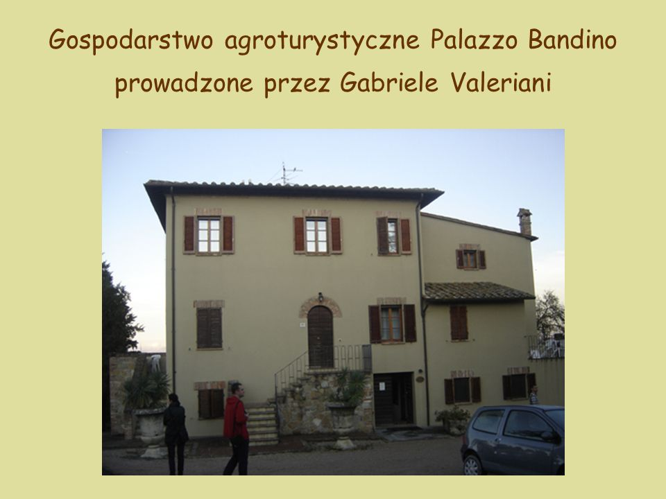 Palazzo Bandino - SPA