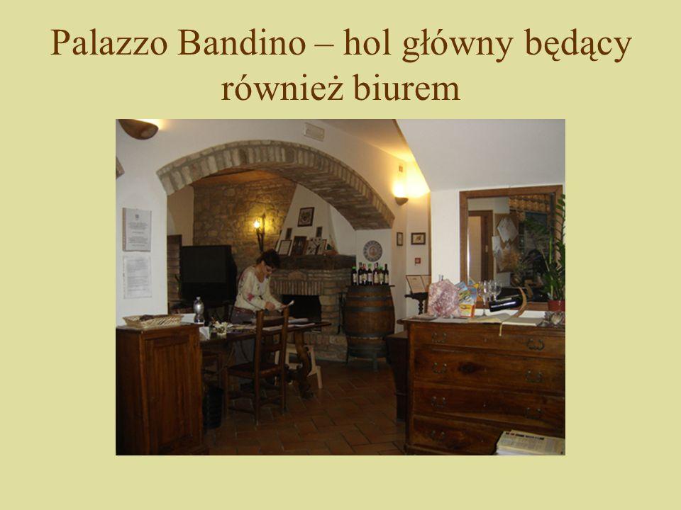 Palazzo Bandino – SPA, basen zewnętrzny z podgrzewaną wodą
