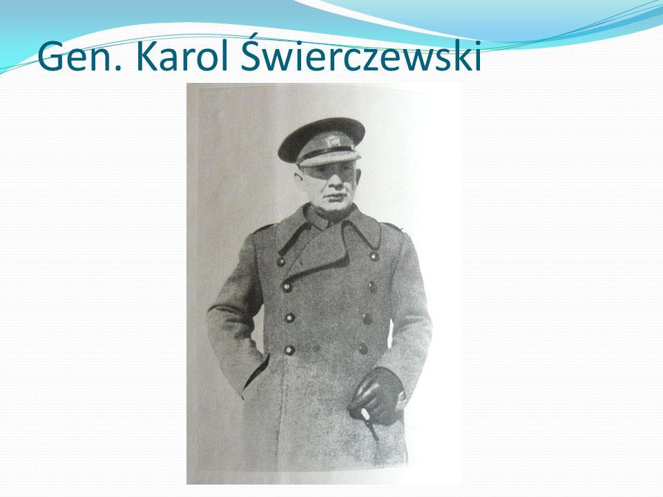 Gen. Karol Świerczewski