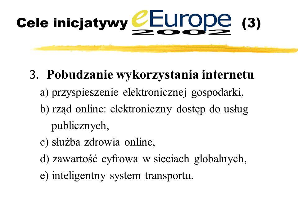 Cele inicjatywy (3) 3.