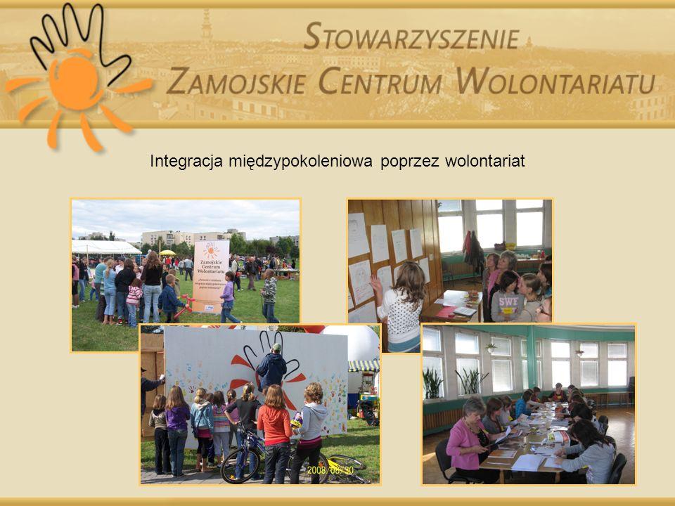 Integracja międzypokoleniowa poprzez wolontariat