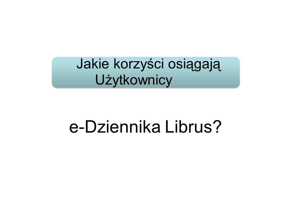 Jakie korzyści osiągają Użytkownicy e-Dziennika Librus?