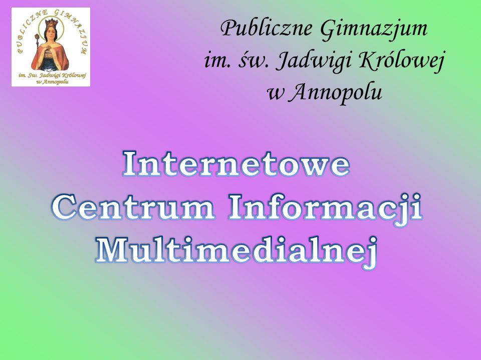 Publiczne Gimnazjum im. św. Jadwigi Królowej w Annopolu