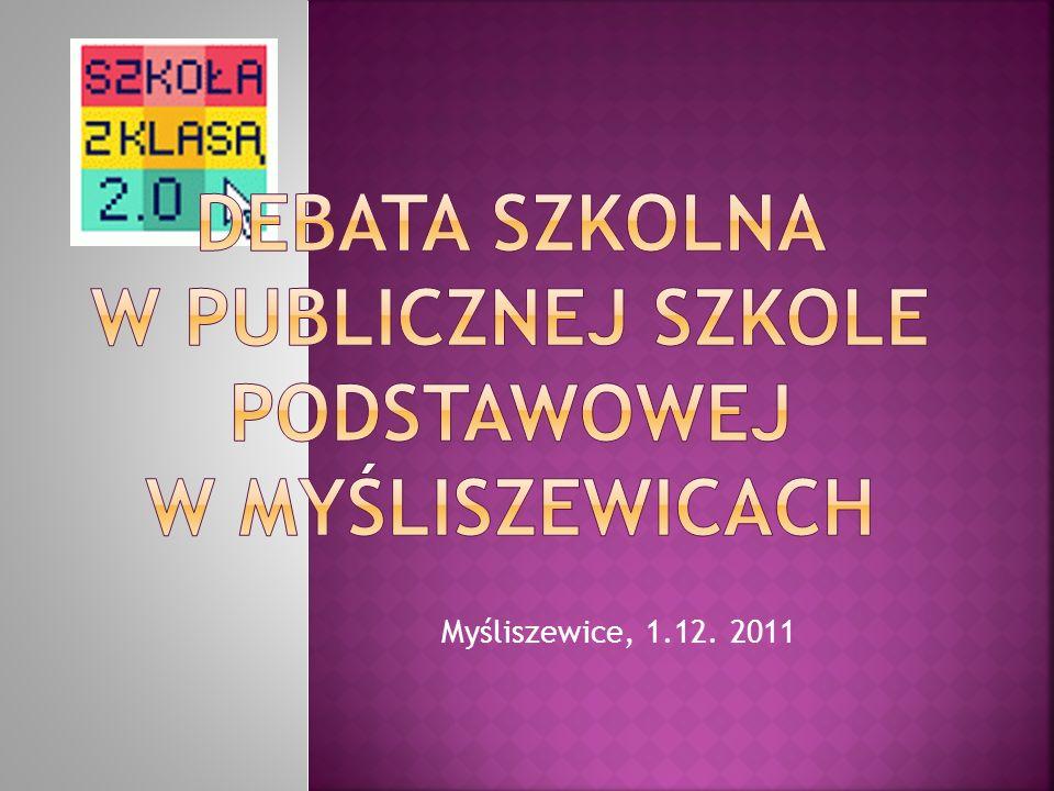 Myśliszewice, 1.12. 2011