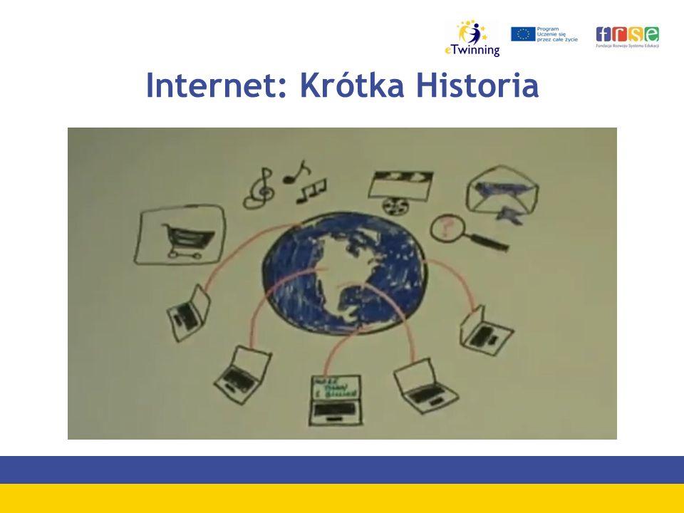 Internet: Krótka Historia