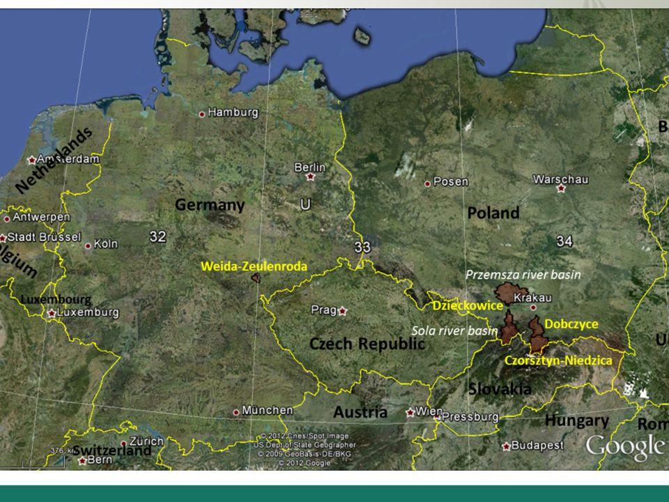 River Basin Information System RBIS jakość wód