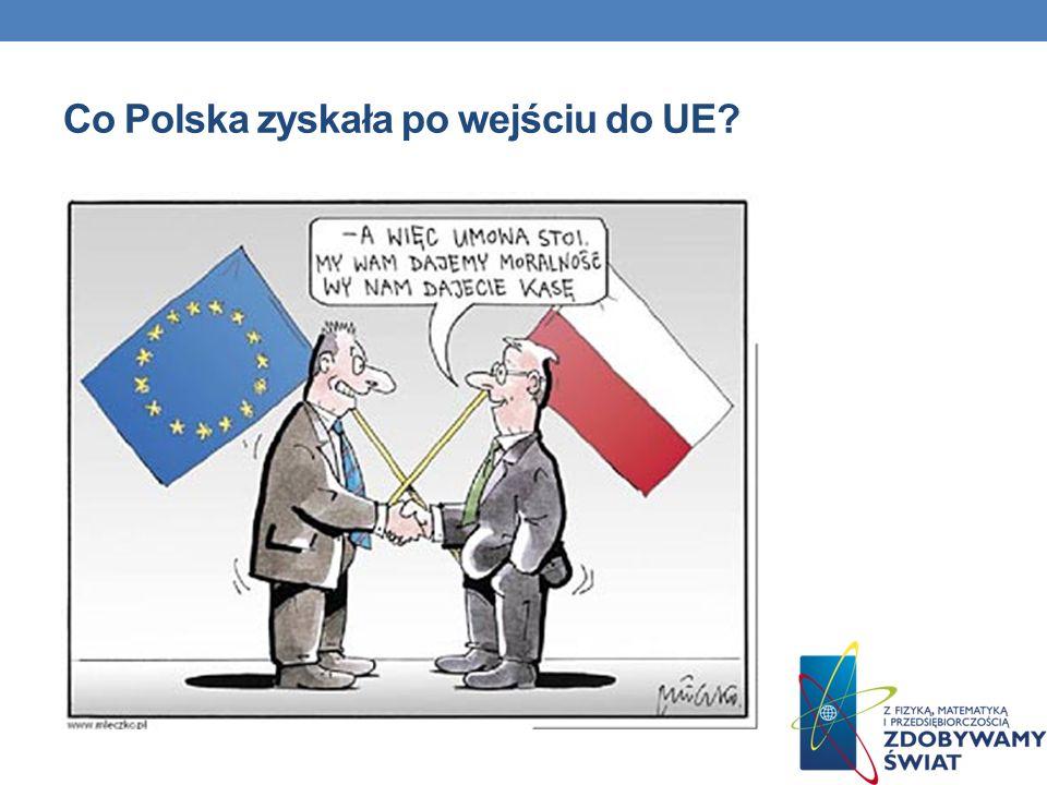 Fundusze europejskie do wykorzystania przez Polskę w latach 2007 - 2013 W latach 2007-2013 nasz kraj otrzyma łącznie ponad 67,3 mld euro w ramach funduszy strukturalnych z budżetu Unii Europejskiej.
