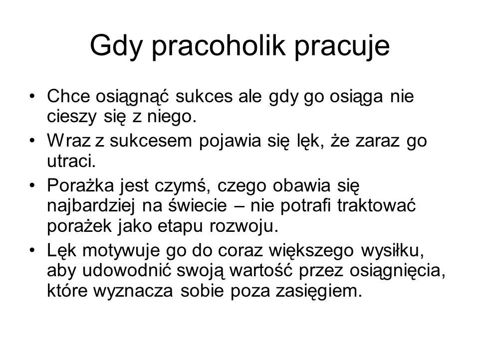 Więcej Fengler, J., Pomaganie męczy: wypalenie w pracy zawodowej, GWP, Gdańsk 2000.