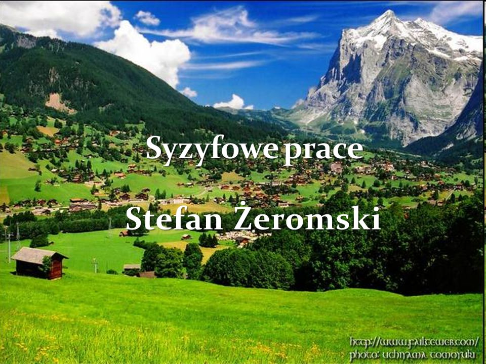 Stefan Żeromski Stefan Żeromski
