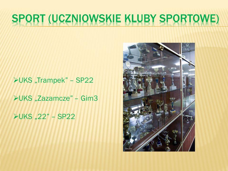 UKS Trampek – SP22 UKS Zazamcze – Gim3 UKS 22 – SP22