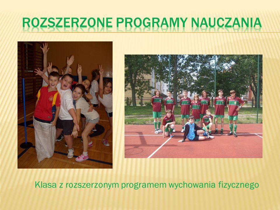 Klasa z rozszerzonym programem wychowania fizycznego