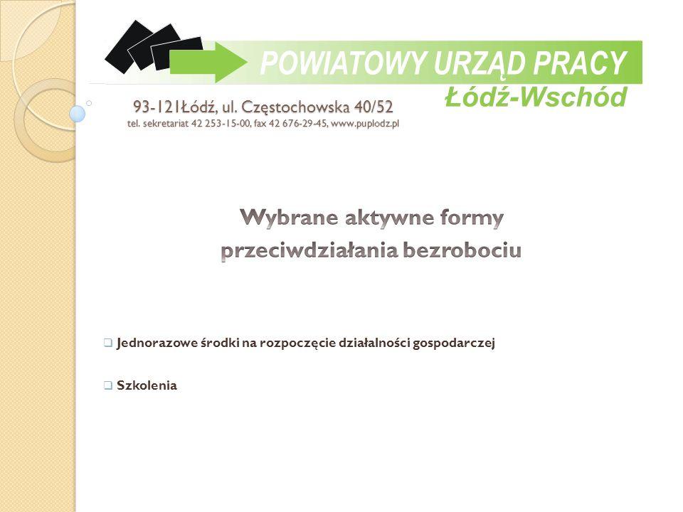 93-121Łódź, ul. Częstochowska 40/52 tel. sekretariat 42 253-15-00, fax 42 676-29-45, www.puplodz.pl