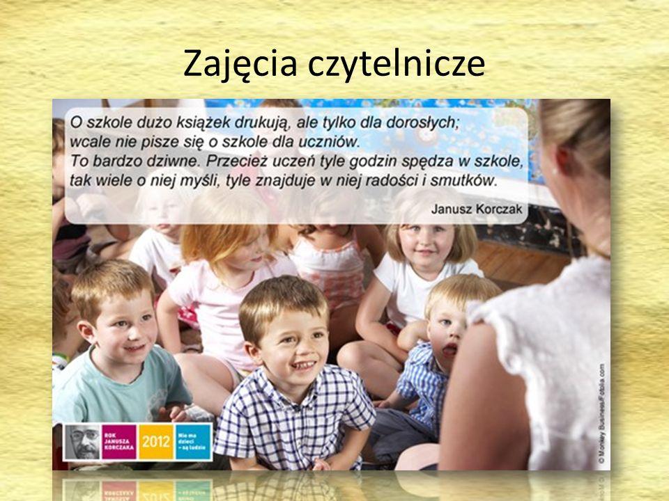 Działania grupy i cele projektu Głównym celem audycji było włączenie się w przeżywanie Roku Korczaka i zapoznanie uczniów z biografią i jego cytatami.