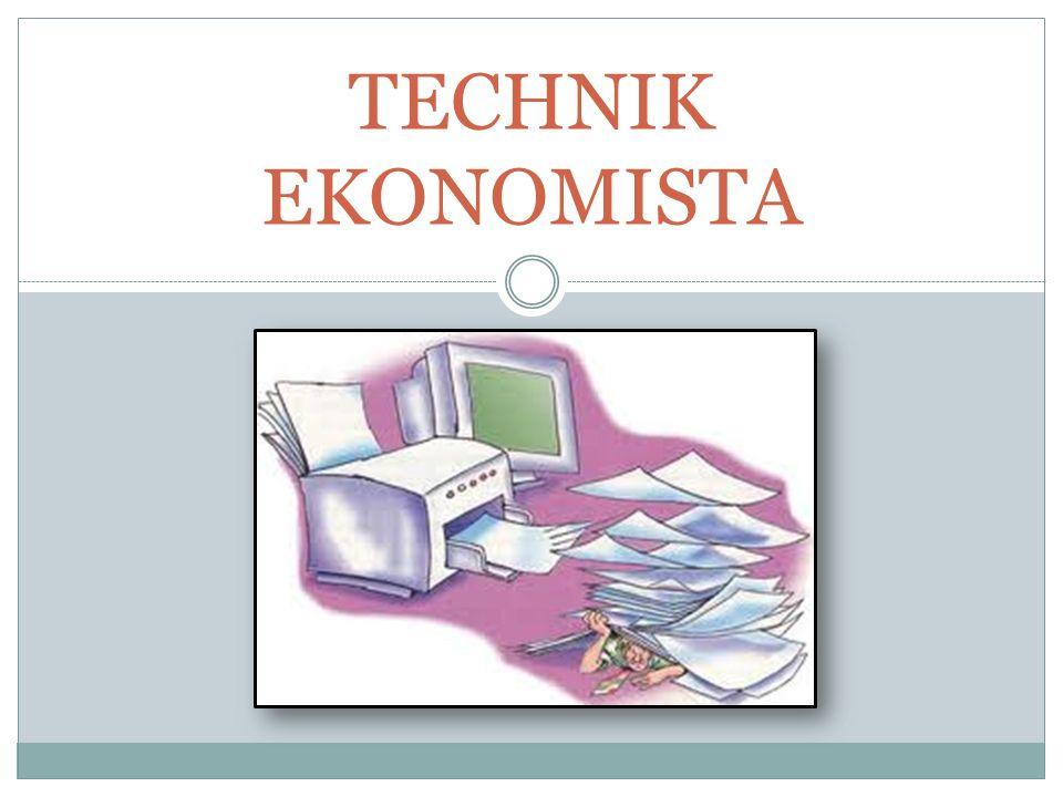 Kształcenie się Celem kształcenia w Technikum Ekonomicznym jest zdobycie wiedzy, wykształcenie niezbędnych umiejętności i postaw przyszłego ekonomisty.
