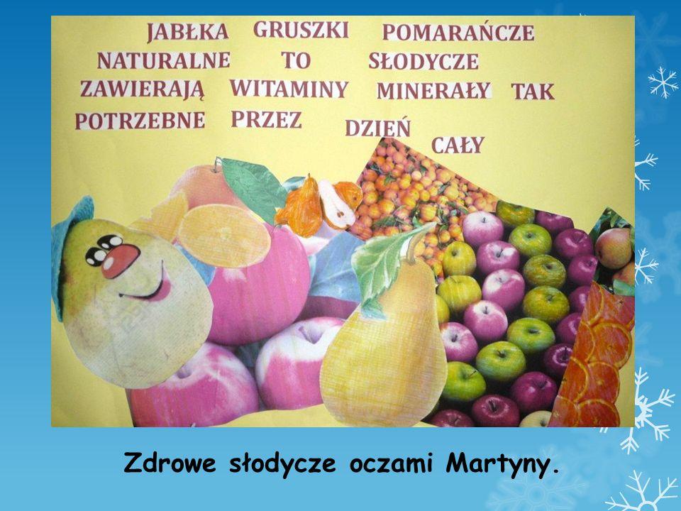 Owocowe witaminy w reklamie Jasia i Kuby.