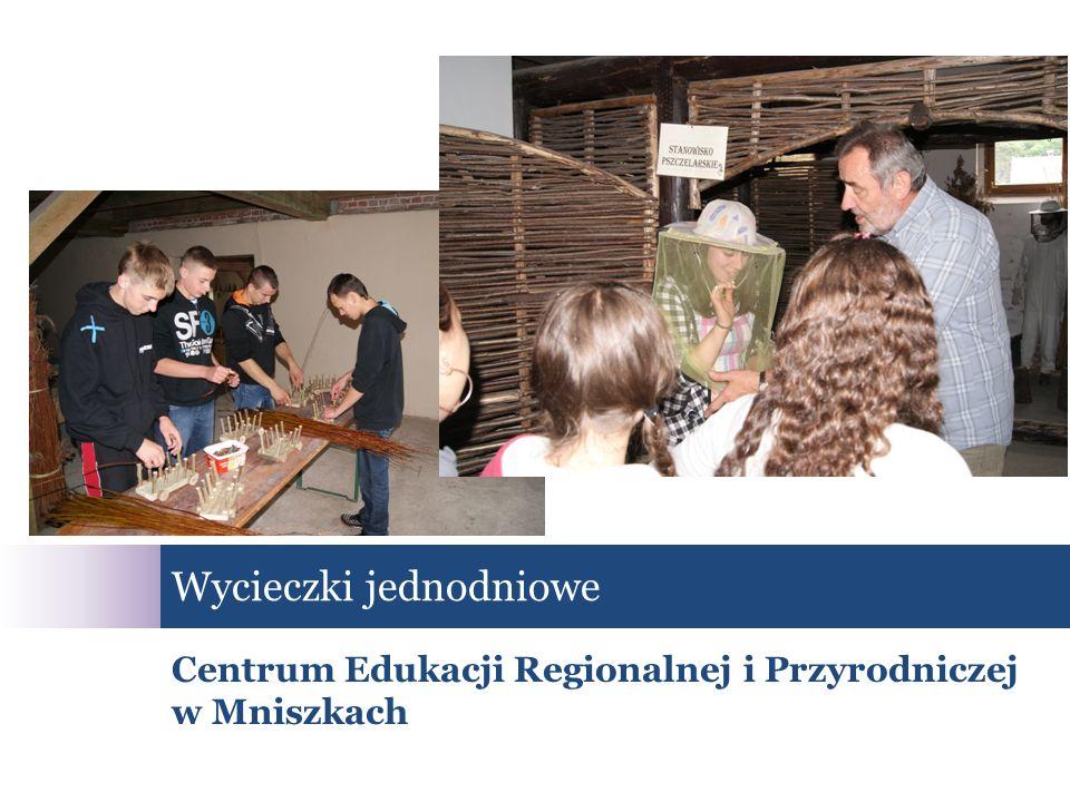 Centrum Edukacji Regionalnej i Przyrodniczej w Mniszkach