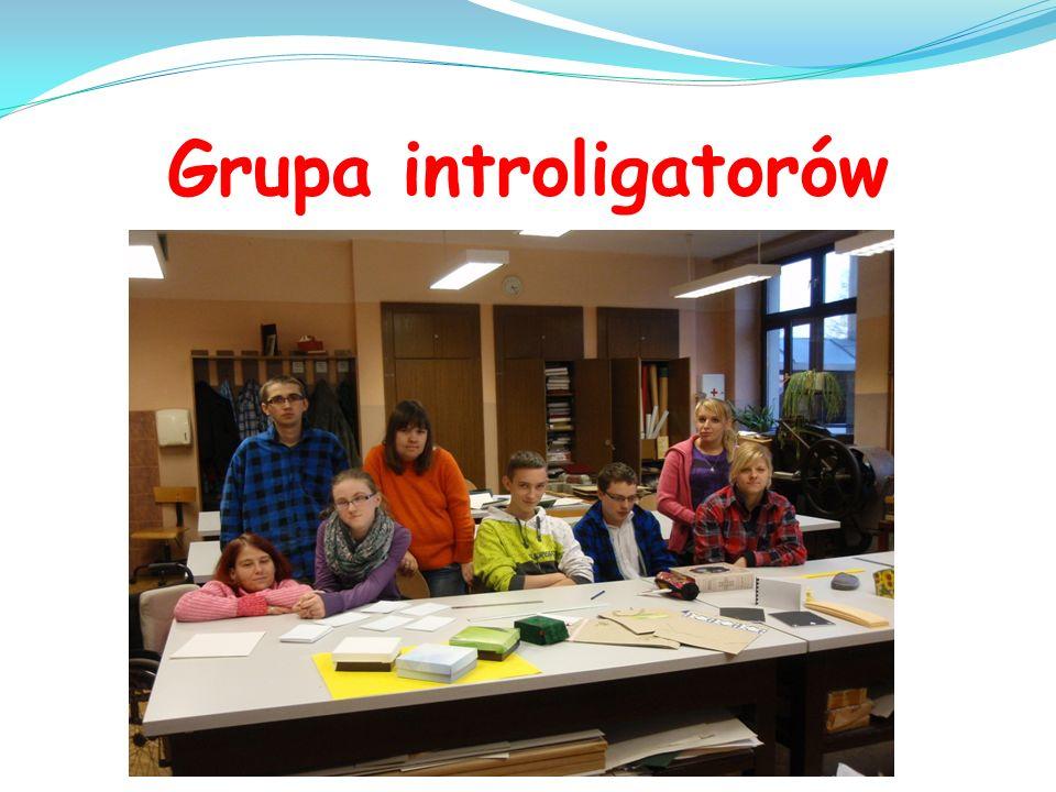 Grupa introligatorów