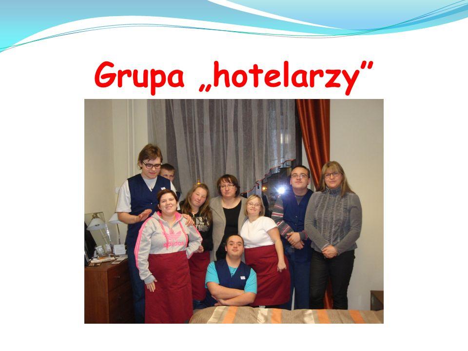 Grupa hotelarzy