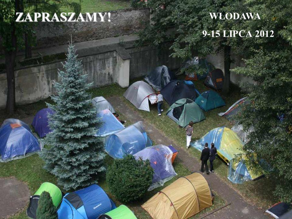 WŁODAWA 9-15 LIPCA 2012 ZAPRASZAMY!
