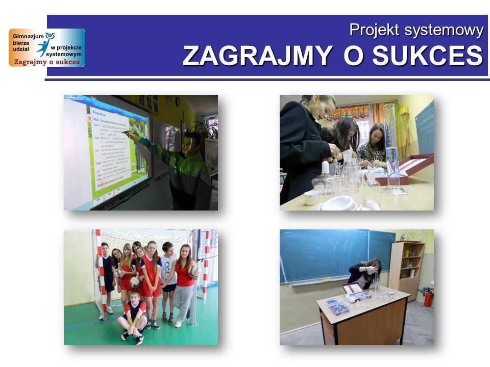 Projekt systemowy ZAGRAJMY O SUKCES
