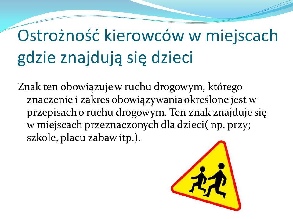 Bezpieczny pojazd przewożący dzieci Każdy pojazd wyjeżdżający na wycieczkę powinien być sprawdzony przez policję. Policja sprawdza; stan techniczny po