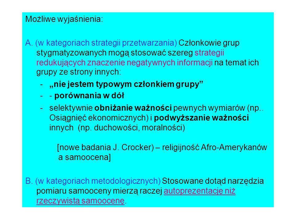 TEORIA OPTYMALNEJ DYSTYNKTYWNOŚCI M.