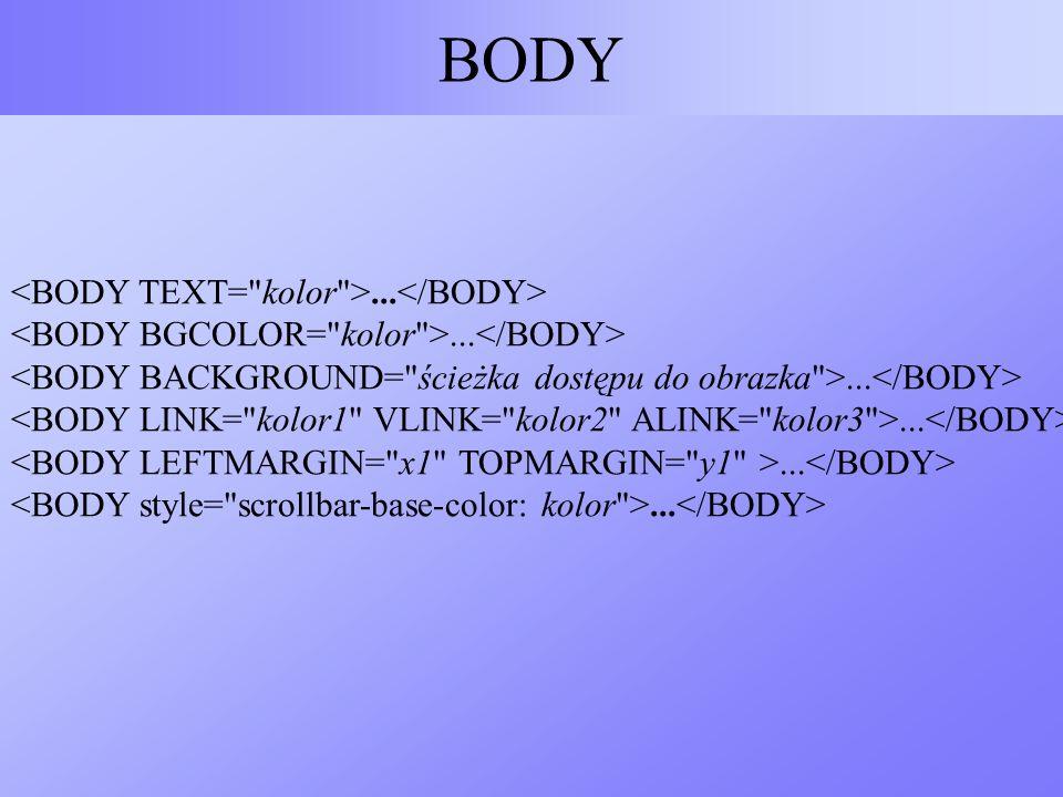 BODY...
