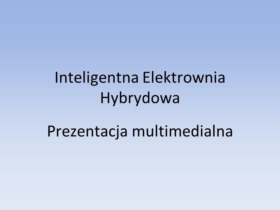Inteligentna Elektrownia Hybrydowa Prezentacja multimedialna