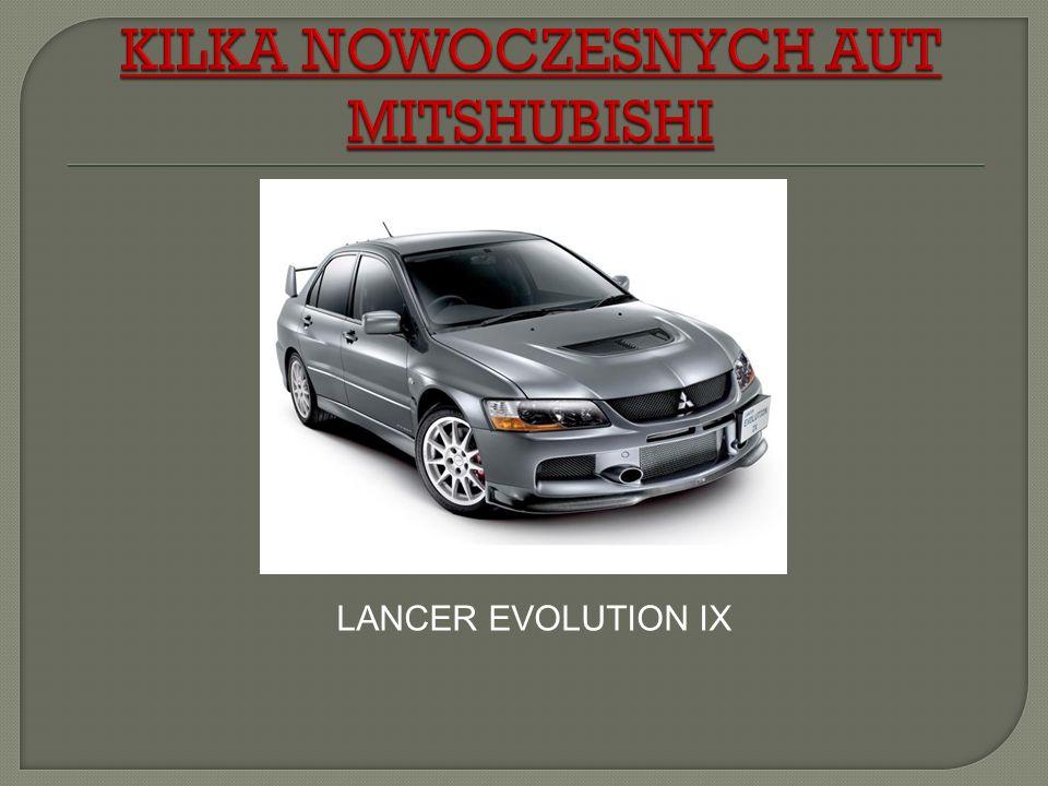 LANCER EVOLUTION IX