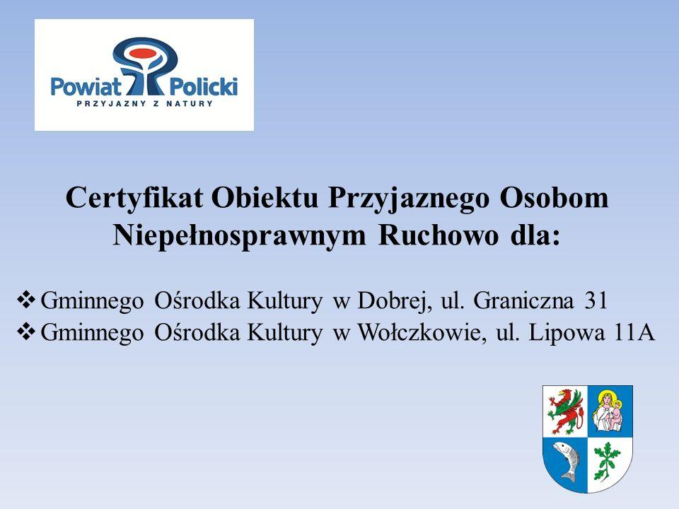 Gminny Ośrodek Kultury w Dobrej ul.