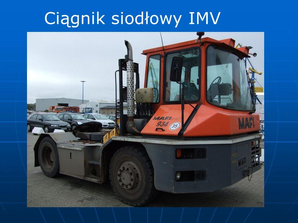 Ciągnik siodłowy IMV