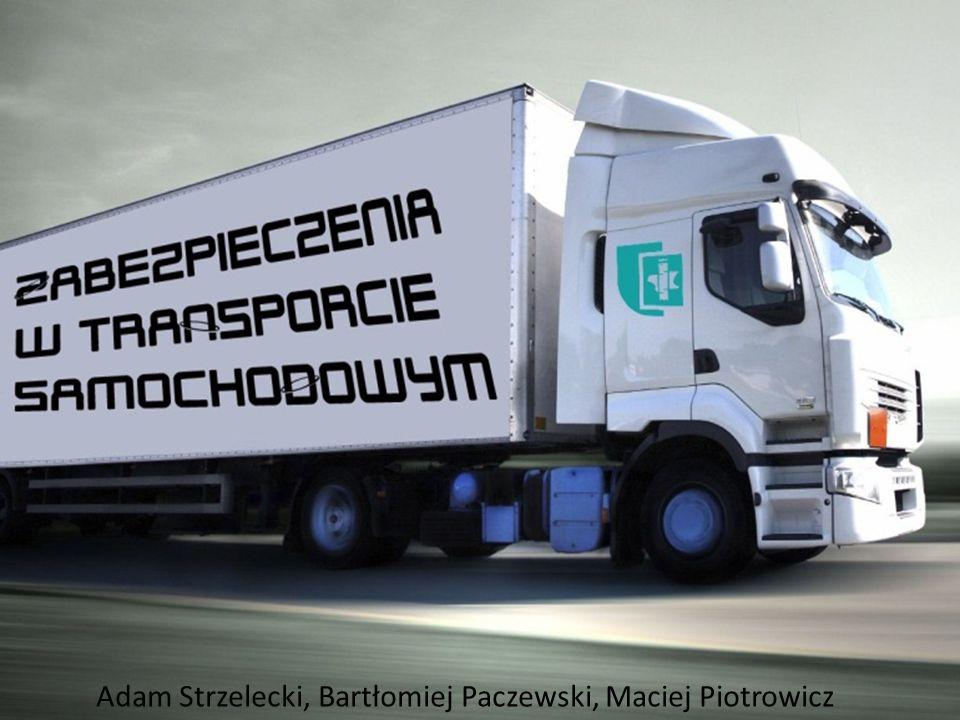 Transport samochodowy (zwany też drogowym) - jedna z gałęzi transportu, w której ładunki i pasażerowie przemieszczają się po drogach lądowych przy pomocy kołowych środków transportu (np.