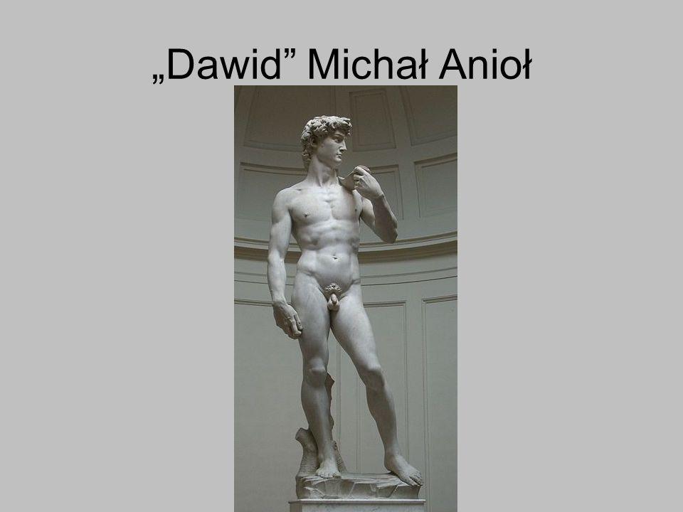 Dawid Michał Anioł