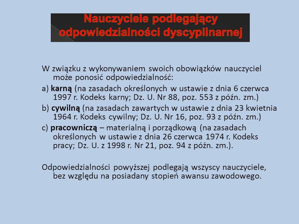 Zgodnie z § 2 Rozporządzenia Ministra Edukacji Narodowej i Sportu z dnia 31 grudnia 2002 r. w sprawie bezpieczeństwa i higieny w publicznych i niepubl