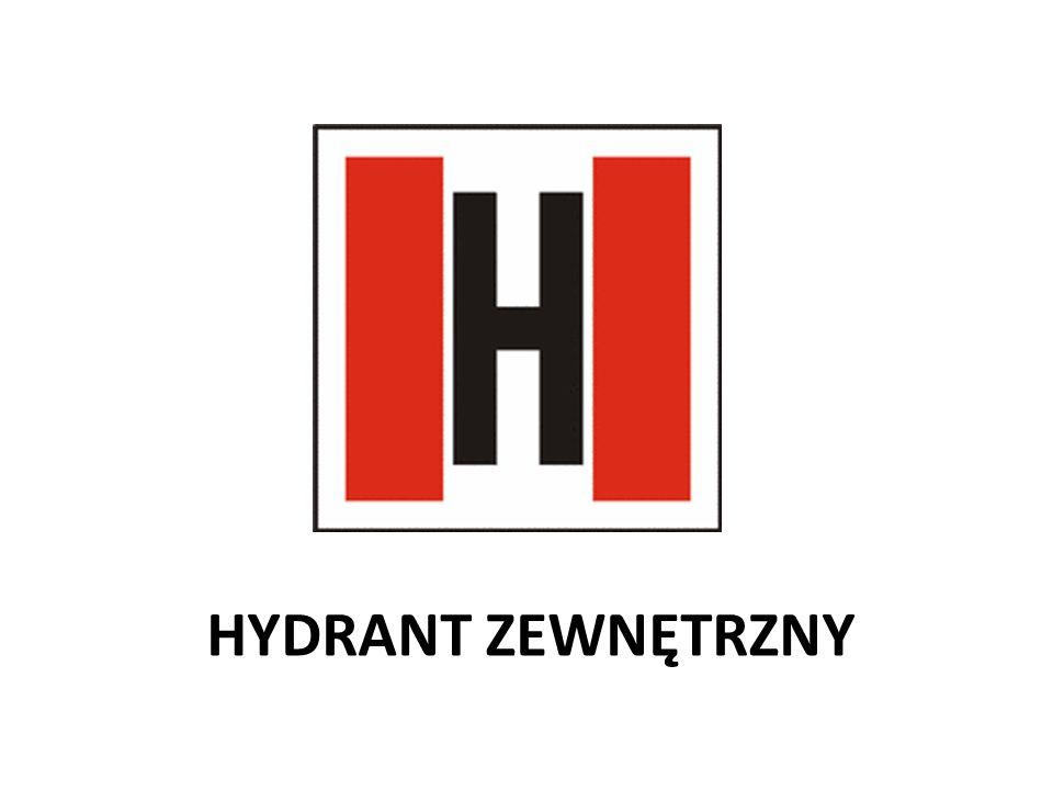 HYDRANT ZEWNĘTRZNY