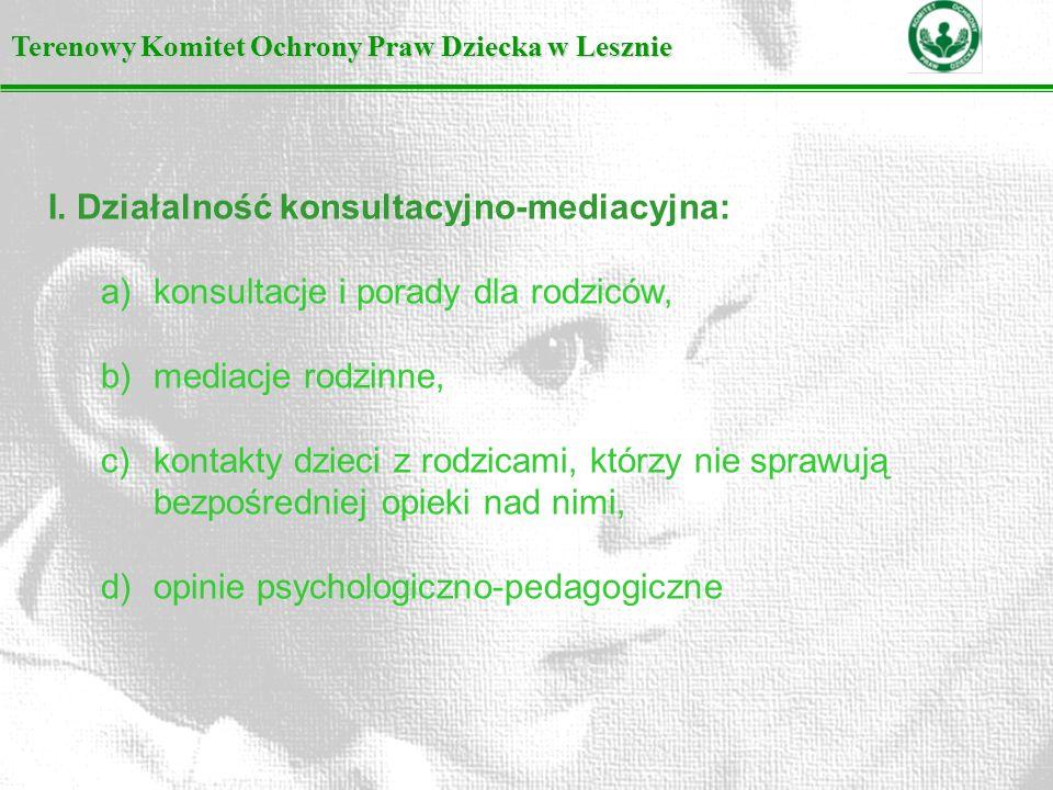Terenowy Komitet Ochrony Praw Dziecka w Lesznie I.