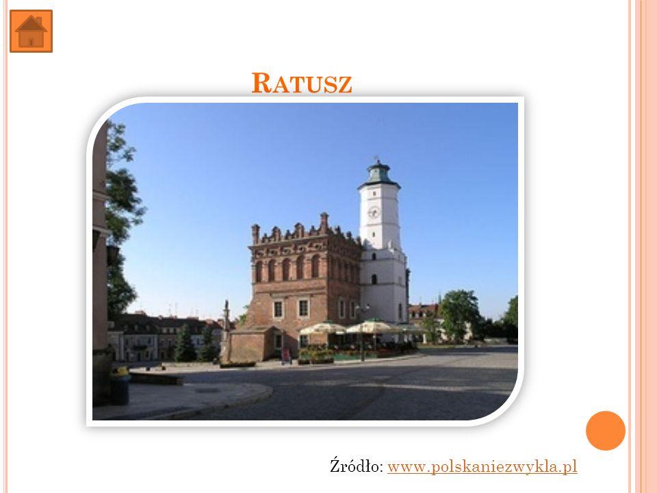 R ATUSZ Źródło: www.polskaniezwykla.plwww.polskaniezwykla.pl