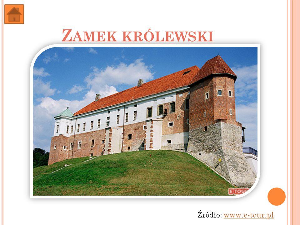 Z AMEK KRÓLEWSKI Źródło: www.e-tour.plwww.e-tour.pl