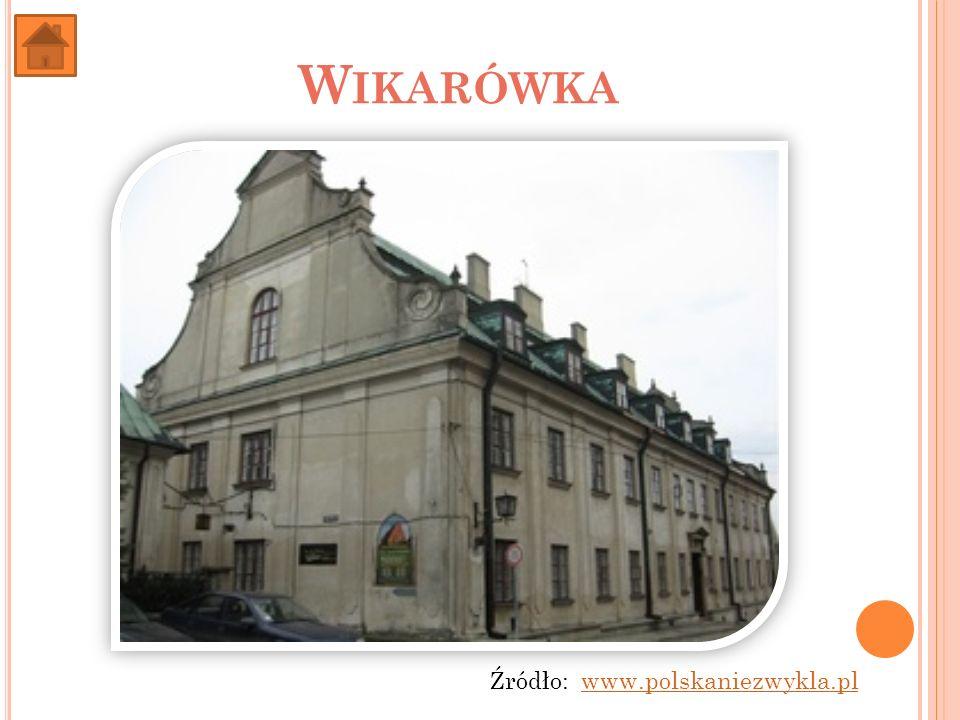 W IKARÓWKA Źródło: www.polskaniezwykla.plwww.polskaniezwykla.pl