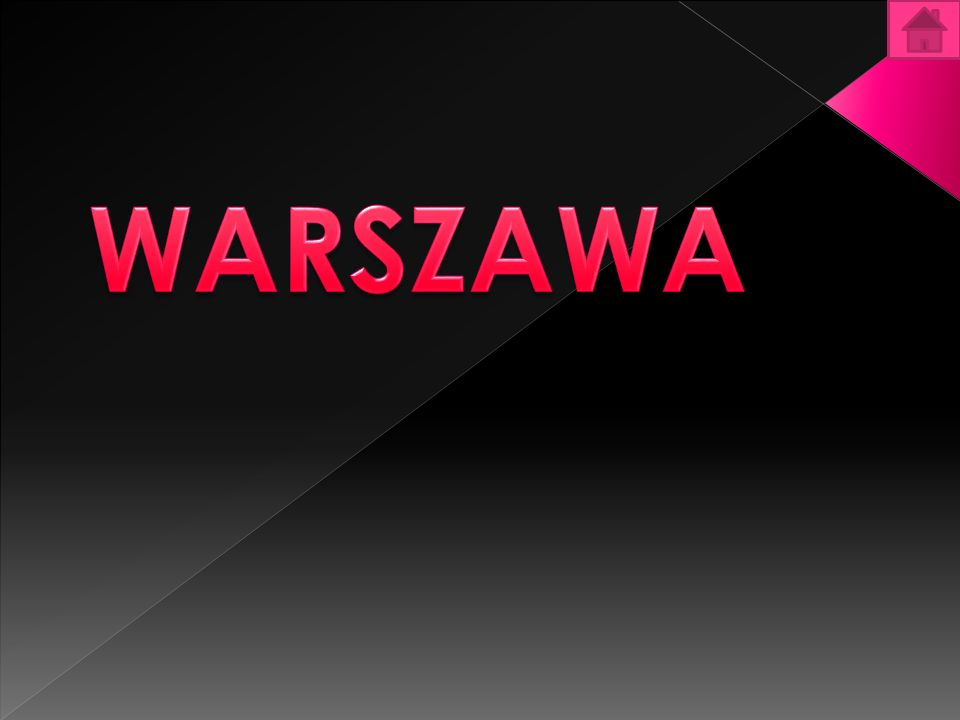 Warszawa – stolica i największe miasto Polski, położone w środkowo-wschodniej części kraju, na Mazowszu, nad Wisłą.