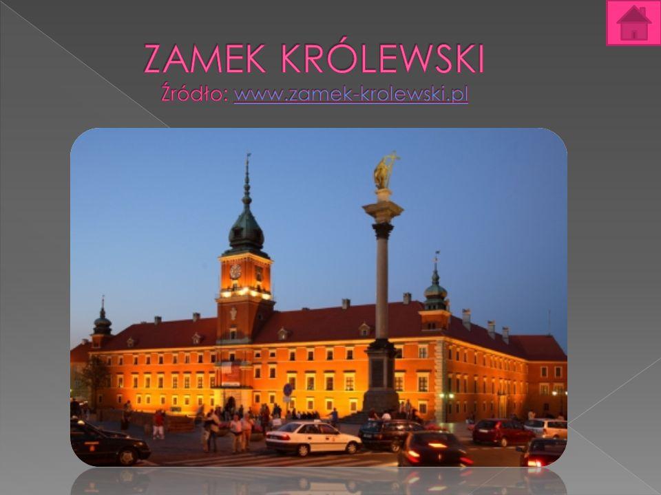 Zamek Królewski Zamek Królewski w Warszawie – barokowo-klasycystyczny zamek królewski znajdujący się w Warszawie przy placu Zamkowym.