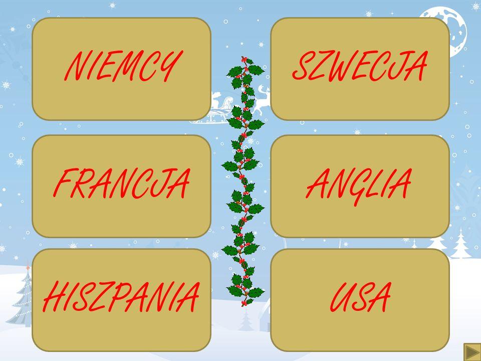 SZWEDZI Boże Narodzenie nazywają JUL.