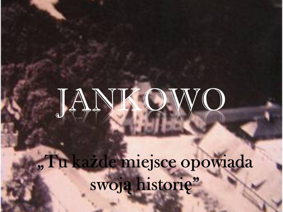 Jankowo jest to niewielka wieś, położona ok.4 km na zachód od Drawska Pomorskiego.