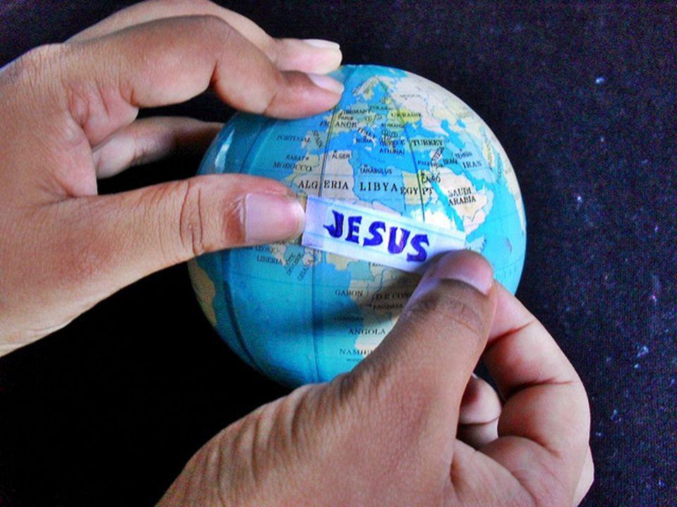 Gorliwość w Ewangelizacji Mamy wszyscy głosić Chrystusa, którego kochamy, z żarliwością, z mocą, z entuzjazmem.