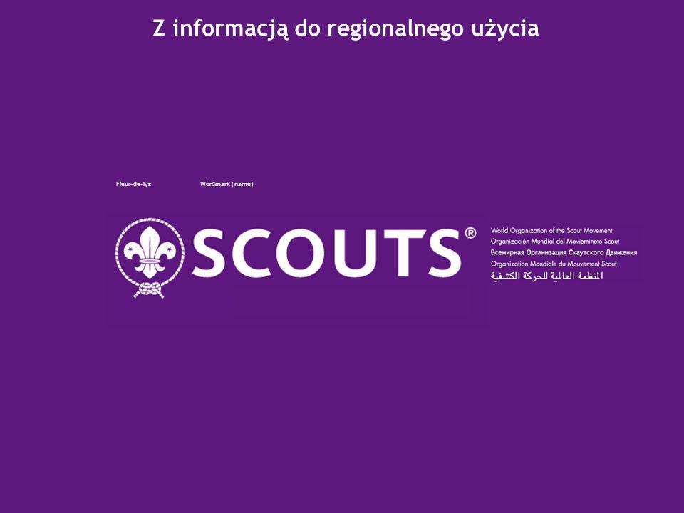 2007 – Scoutings Centenary … lecz ze światowa nazwą Światowy znak (nazwa)Lilijka skautowa