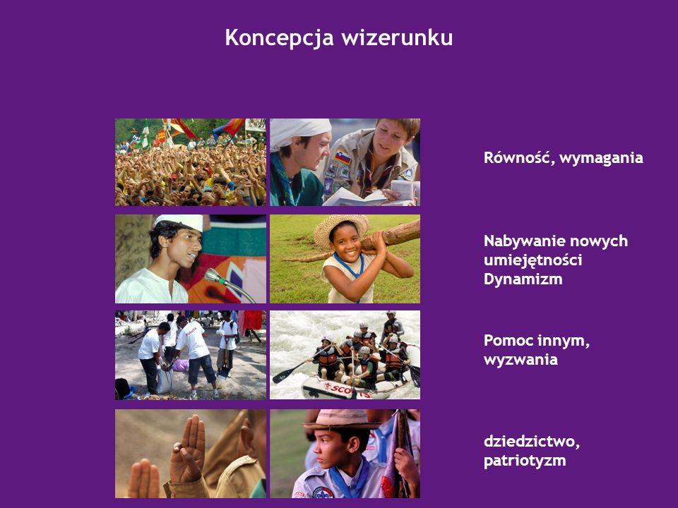 2007 – Scoutings Centenary … i możliwością zamieszczenia emocjonalnej informacji – naszej wizji Fleur-de-lysWordmark (name)